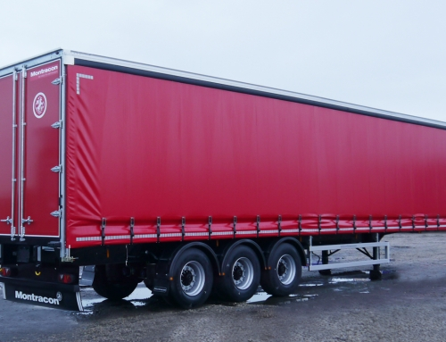 COMING SOON NEW 4.2M and 4.5M Curtainsiders (red & blue)
