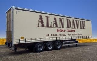 Alan Davie Transport 1