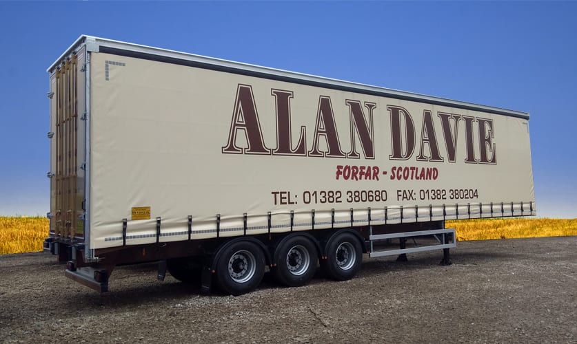 Alan Davie Transport 1