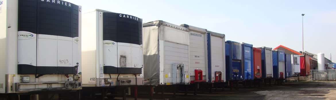 Used Trailers Available from Montracon - Montracon