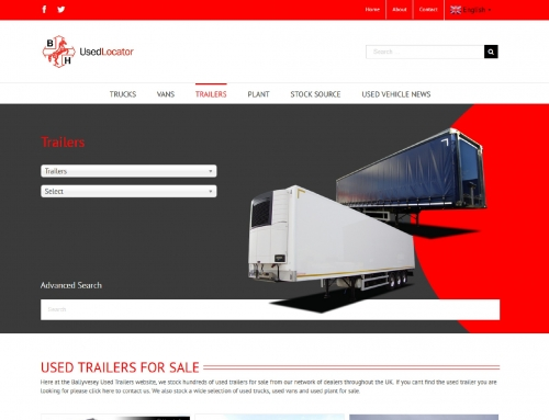Montracon Trailers Are Available on the Ballyvesey Used Locator Website
