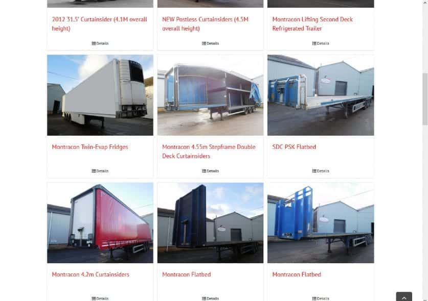 Montracon Trailers 2