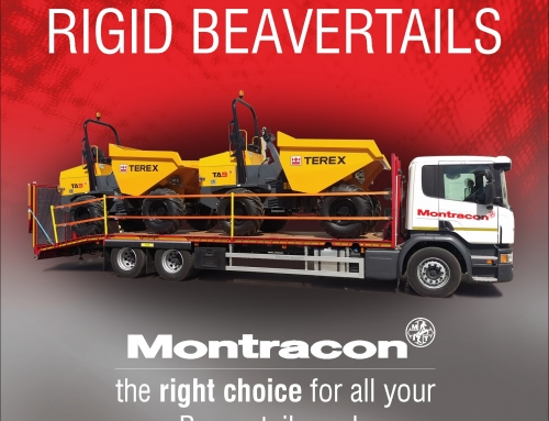 Montracon's Rigid Beavertails are Manufactured to the Highest Quality