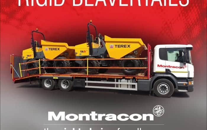 Montracon's rigid Beavertails