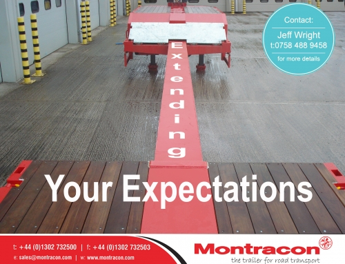 Montracon Extending Your Expectations