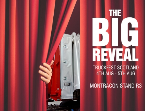 The Big Reveal at Truckfest Scotland 2018