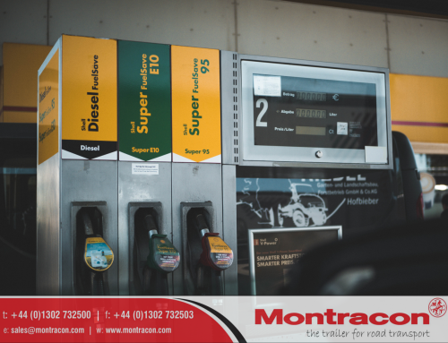 Save fuel with Montracon
