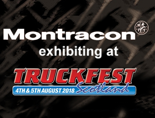 Come Join us at Truckfest Scotland 2018