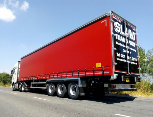 100 Slam-Dunk for Montracon Trailers
