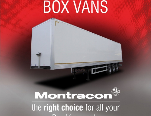 Montracon's Box Vans are Adaptable, Strong and Reliable