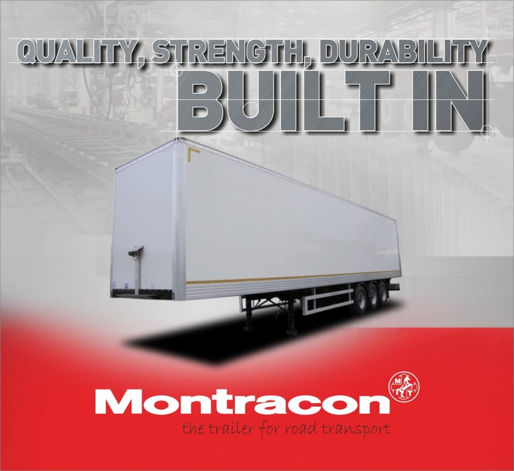 Montracon's box vans 3